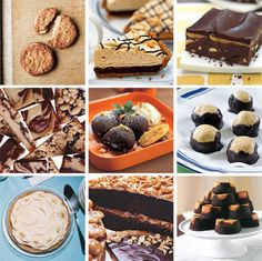 Recipes for National Peanut Butter Lover's Day! Because we couldn't pick just one! #NationalPeanutButterLoversDay