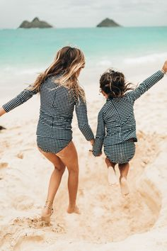 CLICK TO SHOP! Little girl swims are here and they're oh so cute! From modest and functional rash guards to chic and girly pink polka, this Minis Collection has it all! Our Rash Guards are the perfect choice for your little ones that love being in the sun! They'll stay protected and look adorable! Great for the beach or the pool. To see more, head to albionfit.com #swimwear #kids #swimsuit #swim #beach #play #fun