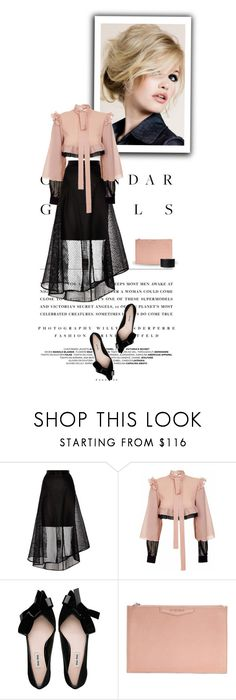 """Dolled Up"" by jacknthebeansdog ❤ liked on Polyvore featuring Kerr®, Coast, JIRI KALFAR, Givenchy and Dolce&Gabbana"