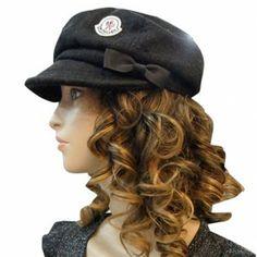 France Moncler Fashion Black Cap Online