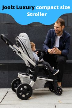 Joolz Hub Stroller with Bassinet in Stunning Silver Urban Stroller, Urban Beauty, Buggy, Rooftop Terrace, Traveling With Baby, Baby Store, Baby Grows, Baby Sleep, Baby Gear