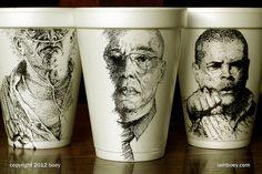 Breaking Bad coffee cups