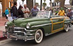 1949 Chrysler Town & Country convertible - fvl