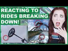 Reacting To Rides BREAKING DOWN! - YouTube