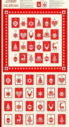 Scandi Advent Calender 2016. 1595-1