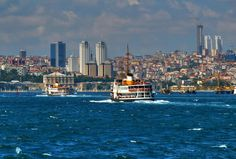 Istanbul - The city where East and West meets...