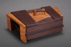 """""""Twist"""" Box by Steve Altman"""