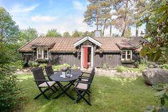 HOME & GARDEN: Villégiature de charme en Suède