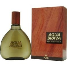 AGUA BRAVA by Antonio Puig COLOGNE 11.8 OZ for MEN by Antonio Puig. $32.99. All of the products showcased throughout are 100% Original Brand Names.. 100% SATISFACTION GUARANTEED. Please refer to the title for the exact description of the item. herbs, citrus notes, green notes Year Introduced 1968 Recommended Use evening. Save 21%!