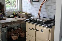 hugo & elsa: In the kitchen