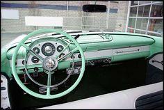 dash board for 1956 Ford station wagon