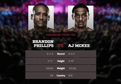 #Bellator171 is tomorrow night! Who do you like for the #fight between Brandon Phillips and AJ McKee ( @ajmckee101 )? @bellatormma  #Bellator #MMA #mixedmartialarts #BellatorMMA #SpikeTV #PhillipsvsMcKee #NjokuanivsGuillard #ScottCoker #MLMMA #mustlovemma #SusanCingari #combatsports #boxing #kickboxing #BJJ #WMMA #wrestling #martialarts #MMAfighter #mixedmartialartsfighter #fb #combat #BrandonPhilips #AJMcKee #combat #fighter
