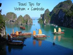 Travel Tips for Vietnam & Cambodia (from a travel expert). I learned so much by reading this!