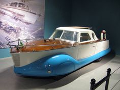 Fiat 1100 Boat car 1953 by jenskramer, via Flickr