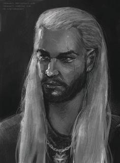 The Witcher by LeksaArt on DeviantArt