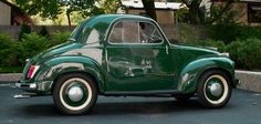 1951 Fiat Topolino 500C   I had forgot about the Fiat! To cool.