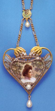 Pendant, Rene Lalique