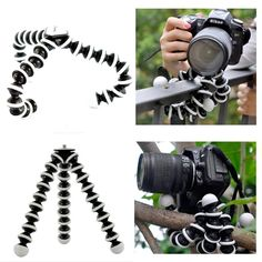 Large Octopus Flexible Tripod Stand Gorillapod for phone telefon Mobile Phone smartphone dslr and camera Table Desk mini tripod  Price: 19.99 & FREE Shipping #computers #shopping #electronics #home #garden #LED #mobiles #rc #security #toys #bargain #coolstuff |#headphones #bluetooth #gifts #xmas #happybirthday #fun