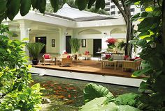 the four season bangkok | The Four Seasons Bangkok offers a sophisticated oasis of cool and calm ...