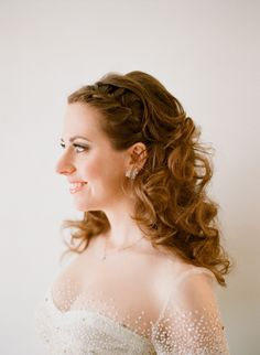 #hairstyles | Photography: Elizabeth Messina | See the wedding on #SMP: http://www.stylemepretty.com/2013/02/28/california-wedding-from-mindy-weiss-elizabeth-messina/