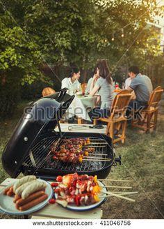 Cuisine Extérieure Photos et images de stock | Shutterstock