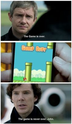 Flappy Bird Game Over - www.meme-lol.com