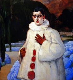 1909 - Evaristo Valle - Pierrot