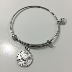 Aries Horoscope Charm Bracelet ▪️Approx 60mm diameter  ▪️Remove all Fashion Jewelry before showering,swimming or washing dishes ect..   Love to bundle Fast shipping Happy to answer questions  #zodiac #horoscope #aries #constellation #courageous Jewelry Bracelets