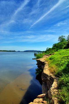 Tocantins river - entre Carolina e Filadélfia