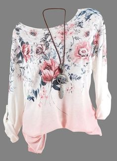 Latest fashion trends in women's Blouses. Shop online for fashionable ladies' Blouses at Floryday - your favourite high street store. Casual Work Outfits, Work Casual, Pretty Outfits, Blouses For Women, Ladies Blouses, Women's Blouses, Got The Look, Latest Fashion Trends, What To Wear