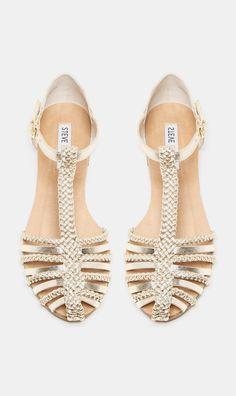 recipe: dressy flat sandals for wedding [15]