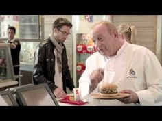 McDonalds Hüttengaudi 2011 mit Alfons Schuhbeck & Uli Hoeneß