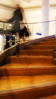 Reto escaleras. Sara Rodríguez