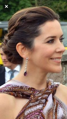 Crown Princess Mary of Denmark.