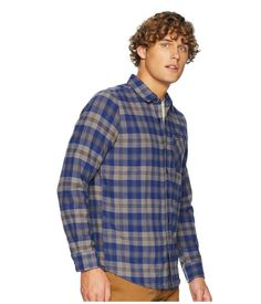 Volcom Men's Caden Plaid Long Sleeve Flannel Button Down Shirt #Volcom #CasualTravelWorkwear Button Downs, Button Down Shirt, Christmas Sale, Casual Looks, Work Wear, Flannel, Men Casual, Plaid, Passion