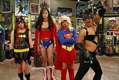 """""""I don't know about you guys, but I feel empowered."""" - Raj Koothrappali, TBBT"""