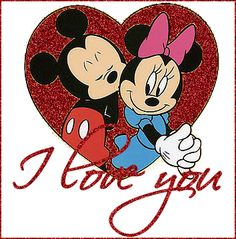 Mickey and Minnie Mouse Disney Mickey Mouse, Mini Y Mickey, Mickey Mouse Vintage, Retro Disney, Mickey And Minnie Kissing, Mickey Love, Mickey Mouse Cartoon, Mickey And Friends, Disney Kunst