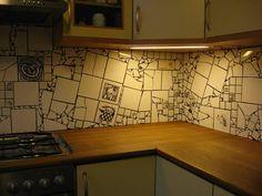 mozaiky - lutem