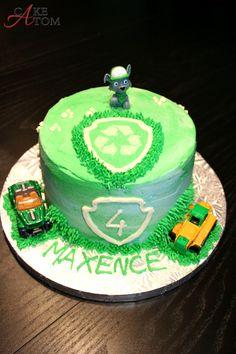 Gâteau Pat' Patrouille Rocky / Rocky Paw Patrol cake