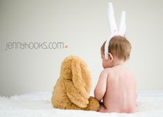 Hoppy Easter | Charlotte NC Area Baby Photographer » Jenny Hooks Photography | Charlotte NC and Fort Mill SC Area Lifestyle Photographer