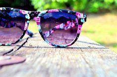 lentes florales