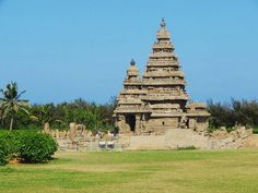 TheShore Temple(built in 700728 AD) is so named because it overlooks the shore of theBay of Bengal. It is a structural temple built with blocks ofgranite dating from the 8th century AD. It was built on a promontory sticking out into the Bay of Bengal atMahabalipuram a village south ofChennaiin the state ofTamil NaduinIndia. At the time of its creation the village was a busyportduring the reign ofNarasimhavarman IIof thePallava dynasty.As one of theGroup of Monuments at Mahabalipuram it has…