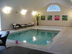photo piscine intérieure déco - Recherche Google