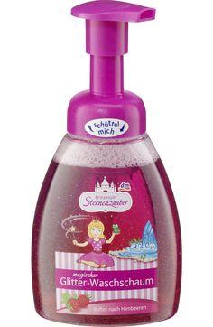 Seife Glitter-Waschschaum