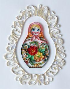 Russian Doll - Matryoshka