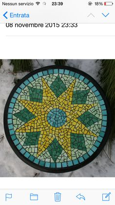 I mosaici di Bloom