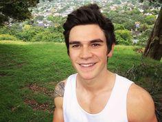 HOTCHKA — New Zealander K.J. Apa will star as Archie in The...
