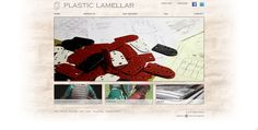 Plastic Lamellar in Grand Coteau, LA, Website Design and Development: Custom Suit Builder, News Feed, Contact Form, FAQs, Product App