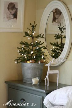 Christmas Decorating Ideas for Small Space