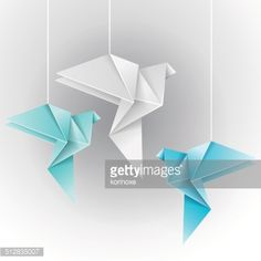 origami peace doves - Google Search